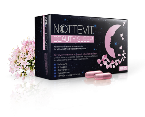 Nottevit Beauty Sleep kapszula 60x