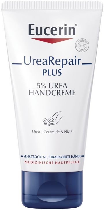 Eucerin UREA Repair Plus 5% Urea kézkrém